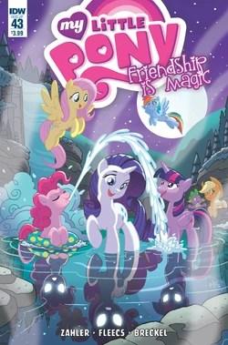 Evil My Little Pony : little, Ponies, Water, Little, Friendship, Magic, Fandom