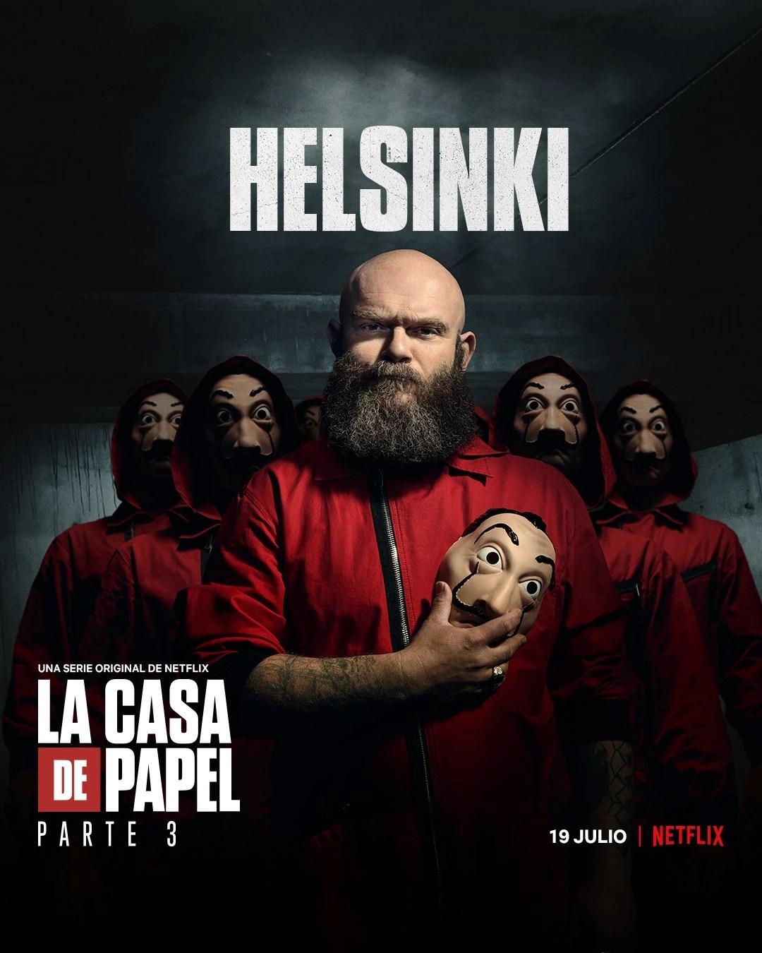 Casa De Papel Helsinki : papel, helsinki, Helsinki, Money, Heist, Fandom
