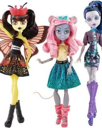 Monster High - Boo York, Boo York : monster, york,, York,, Ghouls, Monster, Fandom