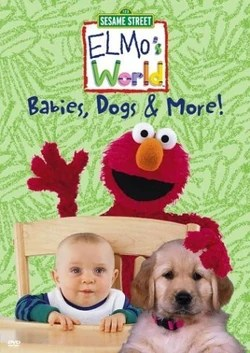 Elmo's World Babies Dogs And More 2000 Vhs : elmo's, world, babies, Elmo's, World:, Babies,, More!, Muppet, Fandom