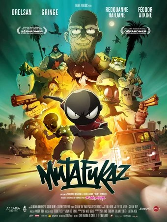 Pipo Mutafukaz : mutafukaz, Mutafukaz, (2017, Film), Fandom