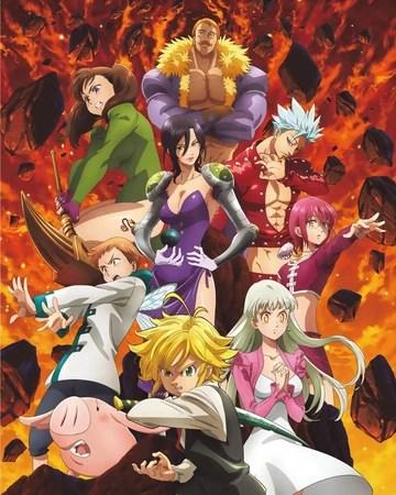 Seven Deadly Sins Saison 3 Episode 7 Vostfr : seven, deadly, saison, episode, vostfr, Seven, Deadly, Sins:, Dragon's, Judgement, Nanatsu, Taizai, Fandom