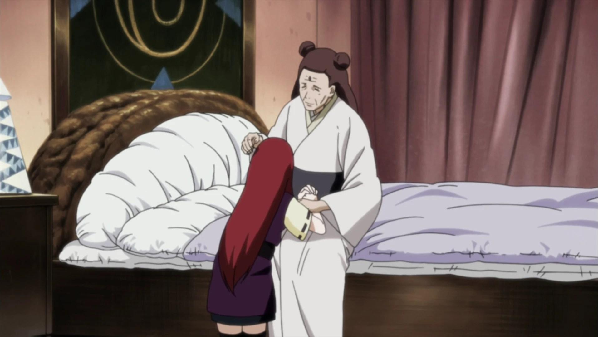 The third hokage was powerless to convince her to stay. Mito Uzumaki Narutopedia Fandom
