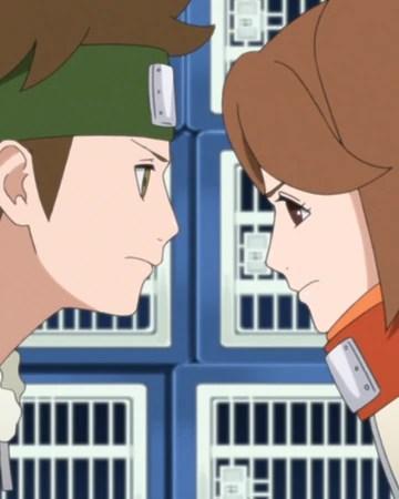 Boruto Episode 49 : boruto, episode, Wasabi, Namida, Narutopedia, Fandom
