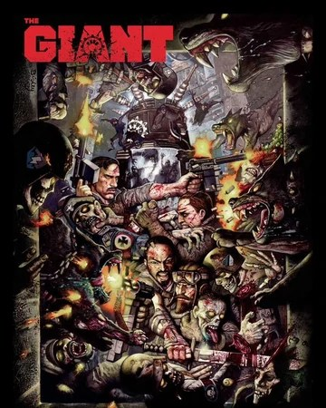 Giant Map Zombies Black Ops 3