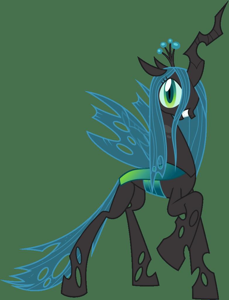 Evil My Little Pony : little, Queen, Chrysalis, Fandom