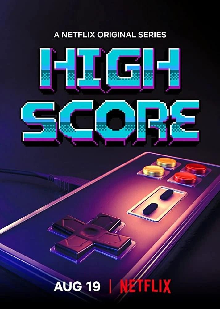 Netflix High Score : netflix, score, Score, Netflix, Fandom