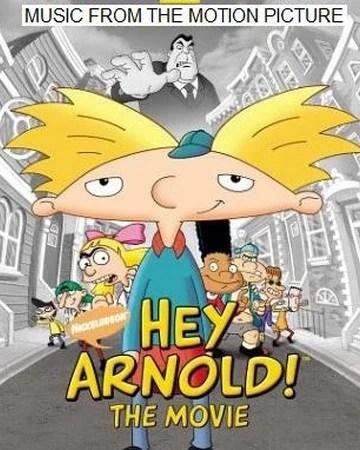 Hey Arnold Soundtrack : arnold, soundtrack, Arnold!:, Movie, (Soundtrack), Nickelodeon, Movies, Fandom