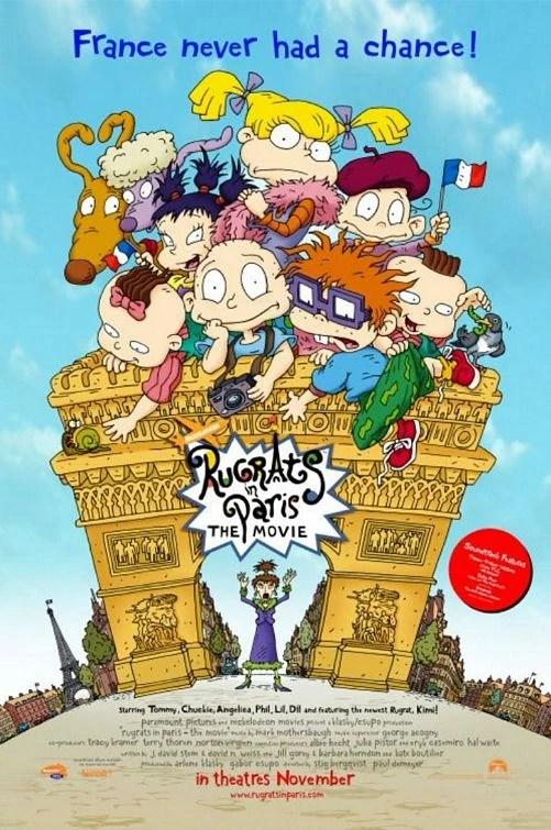 Nickelodeon Paris : nickelodeon, paris, Rugrats, Paris:, Movie, Nickelodeon, Movies, Fandom