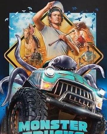 Nickelodeon Monster Truck : nickelodeon, monster, truck, Monster, Trucks, Nickelodeon, Movies, Fandom
