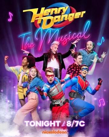 Henry Danger Final Season January 2020 : henry, danger, final, season, january, Henry, Danger:, Musical, Nickelodeon, Premieres, Fandom