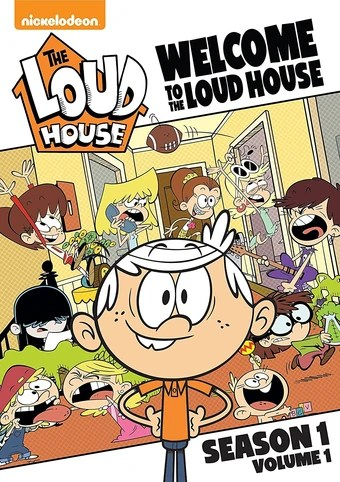 Loud House Study Muffin : house, study, muffin, House, Videography, Nickelodeon, Fandom