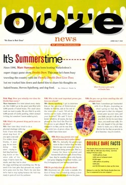When Does The New Double Dare Start : double, start, Summers, Nickelodeon, Fandom