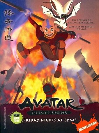 Avatar The Last Airbender Nickelodeon : avatar, airbender, nickelodeon, Avatar:, Airbender, Nickelodeon, Fandom