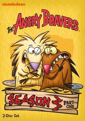Ren And Stimpy Beaver Fever : stimpy, beaver, fever, Angry, Beavers, Videography, Nickelodeon, Fandom