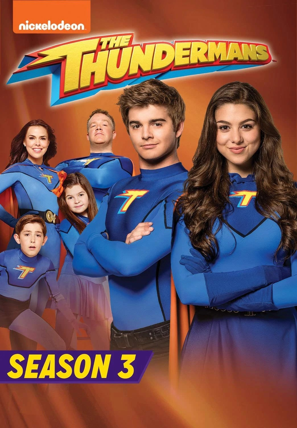 The Thundermans Movie 2017 : thundermans, movie, Thundermans, (Season, Nickelodeon, Fandom