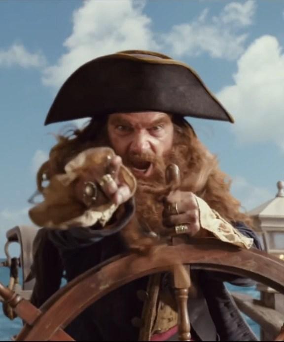 Who Plays The Pirate In Spongebob : plays, pirate, spongebob, Burger-Beard, Nickelodeon, Fandom