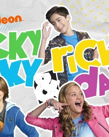 Mackenzie Ziegler On Nicky, Ricky, Dicky, & Dawn! - video