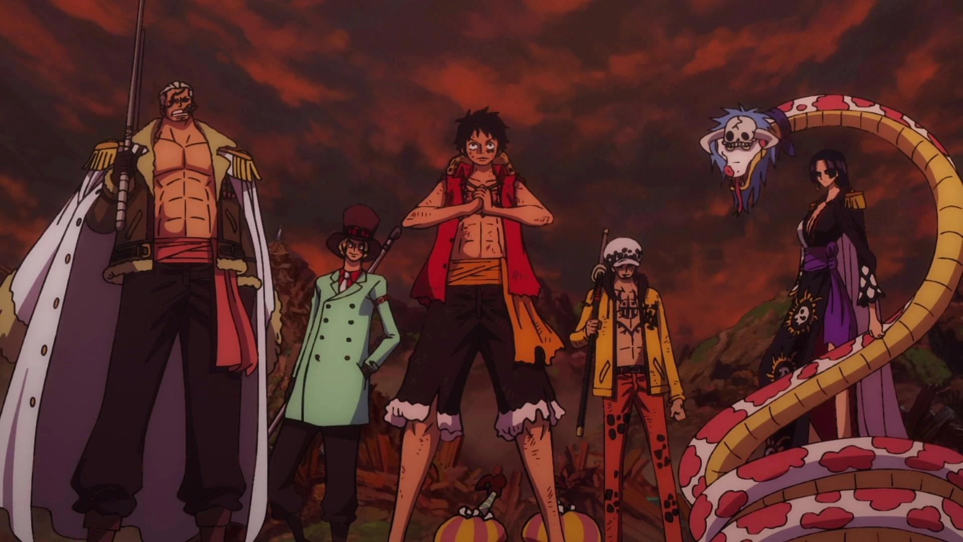 The grandson of monkey d. Sabo One Piece Wiki Fandom