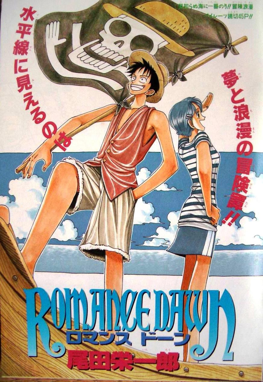 One Piece: Romance Dawn : piece:, romance, Romance, Dawn,, Version, Piece, Fandom
