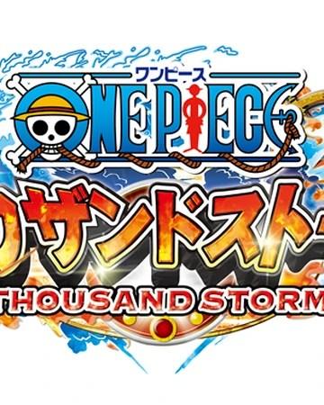 One Piece Thousand Storm : piece, thousand, storm, Piece, Thousand, Storm, Fandom