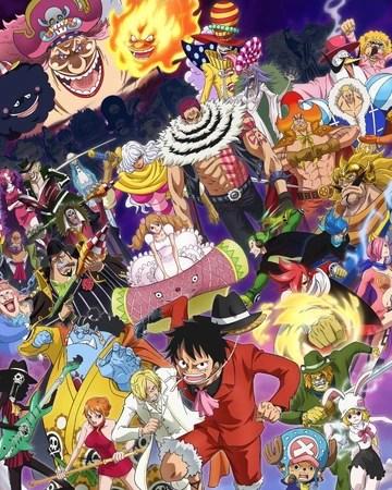 One Piece Episode 800 : piece, episode, Whole, Island, Piece, Fandom