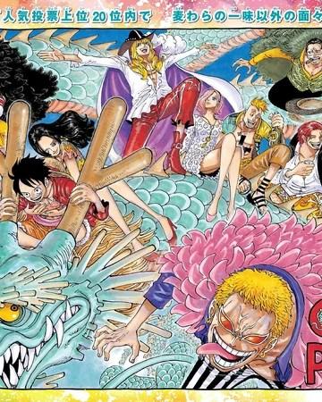One Piece Ep 874 : piece, Chapter, Piece, Fandom