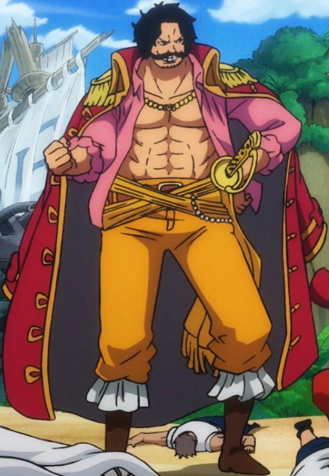 One Piece Gol D Roger : piece, roger, Roger, Piece, Fandom