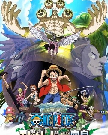 One Piece Episode Of East Blue : piece, episode, Episode, Island, Piece, Fandom