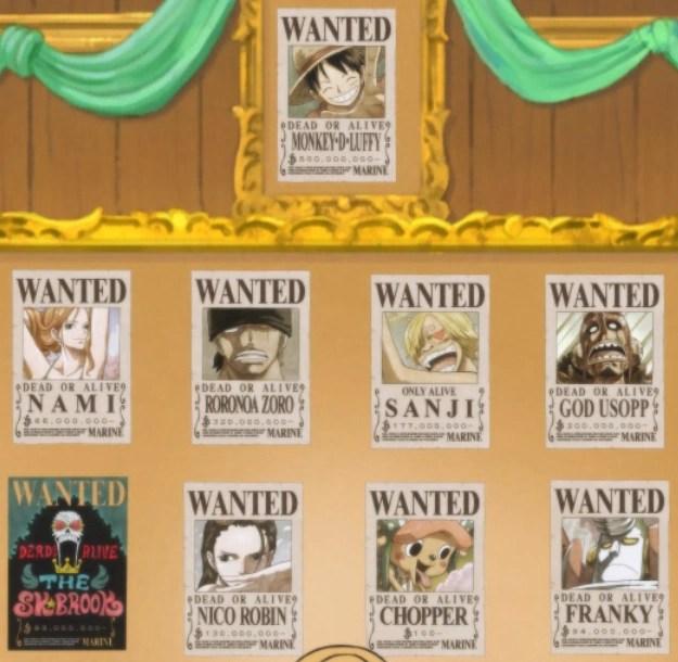 Kaido's bounty is 4,611,100,000 berries. List Of Bounties One Piece Wiki Fandom