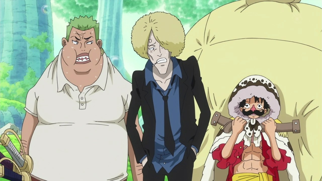 After two years of being separated, the straw hats return to sabaody archipelago. Return To Sabaody Arc One Piece Wiki Fandom