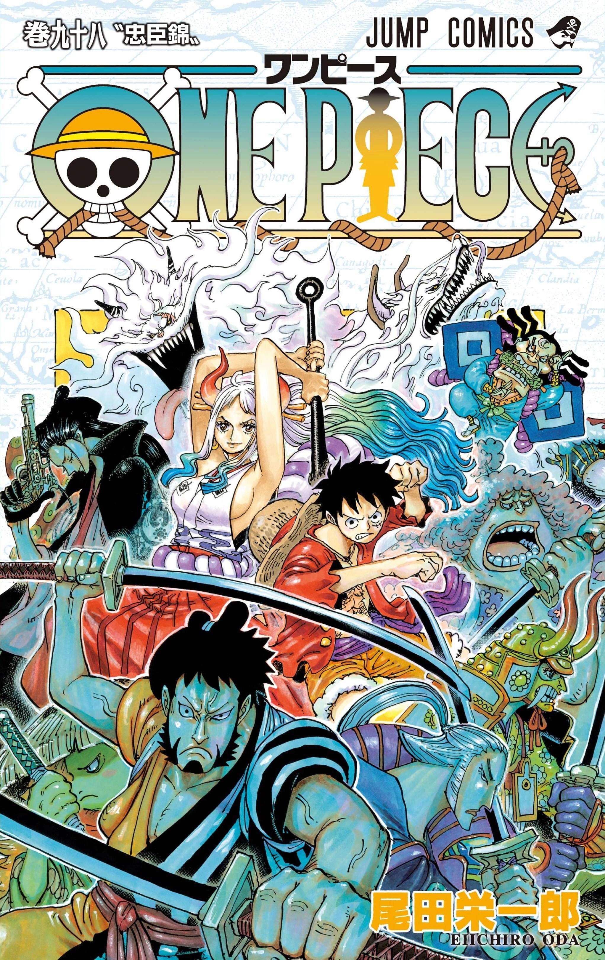 One Piece 930 Spoiler : piece, spoiler, Volume, Piece, Fandom