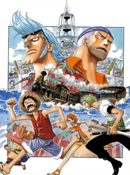 Daftar Arc One Piece : daftar, piece, Water, Piece, Fandom