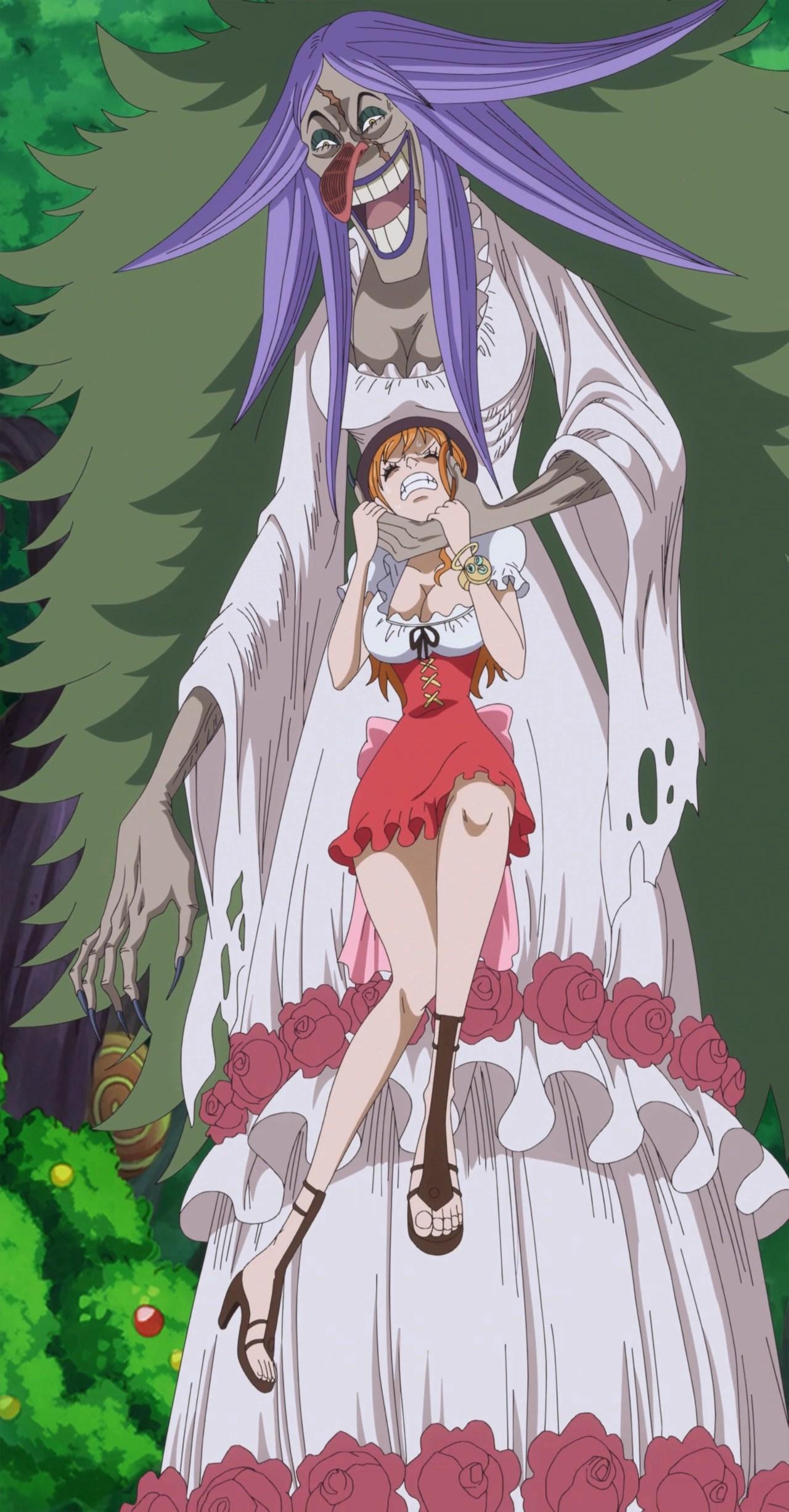 One Piece Episode 831 : piece, episode, Charlotte, Brûlée, Piece, Fandom