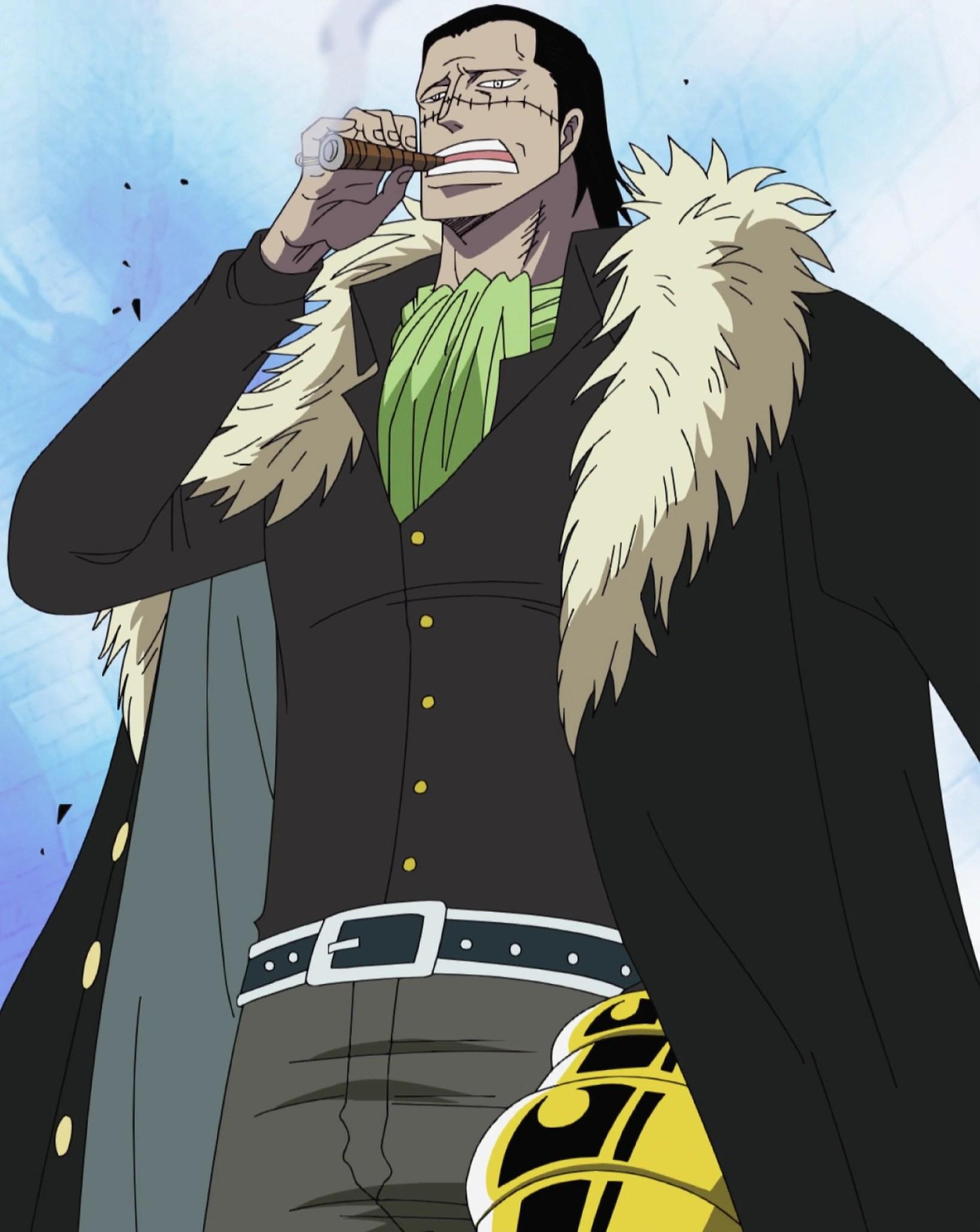 Episode Luffy Menggunakan Haki Di Marineford : episode, luffy, menggunakan, marineford, Crocodile, Wikia, Piece, Fandom