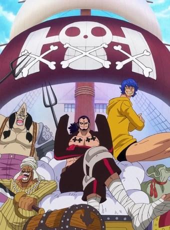 One Piece Episode 800 : piece, episode, Straw, Grand, Fleet, Piece, Fandom