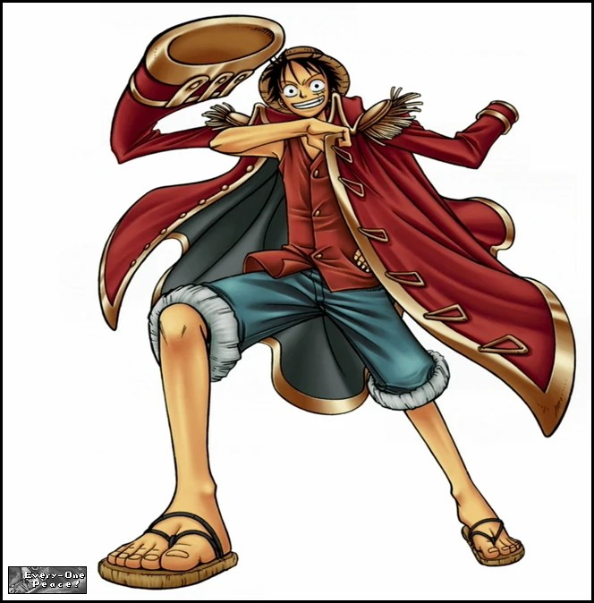 When we first see him and he is eventually saved by shanks, luffy's age is only 7 years old. Monkey D Luffy Jr Onepiece Fanon Wiki Fandom