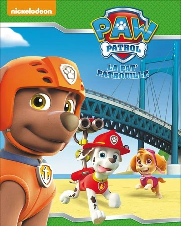 Paw Patrol La Pat Patrouille : patrol, patrouille, Secours, Capitaine, Patrol, Fandom