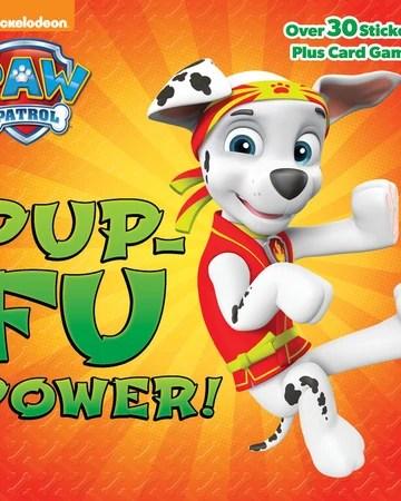Who Is The New Paw Patrol Pup : patrol, Pup-Fu, Power!, Patrol, Fandom