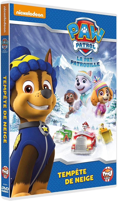 Paw Patrol La Pat Patrouille : patrol, patrouille, Tempête, Neige, Patrol, Fandom