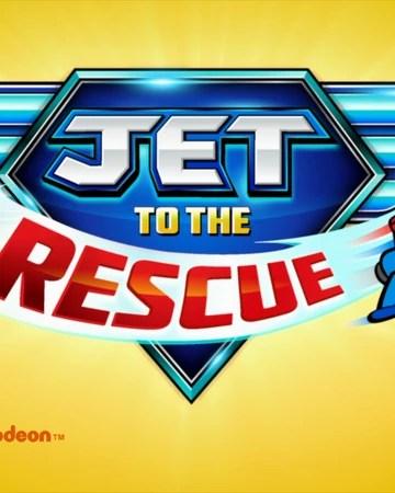 Paw Patrol Jet To The Rescue : patrol, rescue, Rescue, Patrol, Fandom