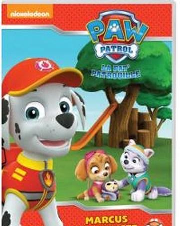Paw Patrol La Pat Patrouille : patrol, patrouille, Marcus, Secouriste, Patrol, Fandom