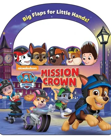 Paw Patrol Mission Paw Quest For The Crown : patrol, mission, quest, crown, Patrol:, Mission, Crown, Patrol, Fandom