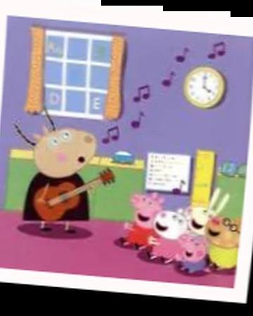Bing Bong Song : Peppa, Fanon, Fandom