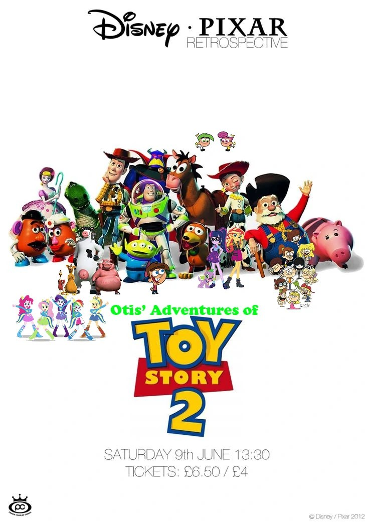 Google Drive Toy Story 2 : google, drive, story, Otis', Adventures, Story, Pooh's, Fandom