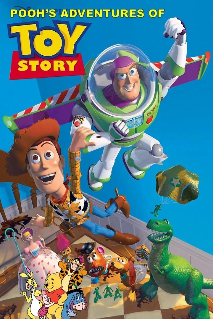 Google Drive Toy Story 2 : google, drive, story, Pooh's, Adventures, Story, Fandom