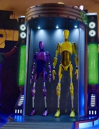 Power Rangers Beast Morphers Episode 11 : power, rangers, beast, morphers, episode, Blaze/Cybervillain, RangerWiki, Fandom