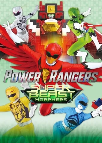 Power Ranger Beast Morpher Season 2 : power, ranger, beast, morpher, season, Power, Rangers, Super, Beast, Morphers, Fanon, Fandom