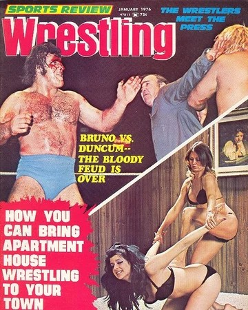 Apartment House Wrestling Gallery Homepage : apartment, house, wrestling, gallery, homepage, Sports, Review, Wrestling, January, Fandom