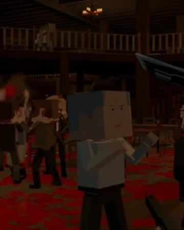 Paint The Town Red Game : paint, Saloon, Paint, Wikia, Fandom